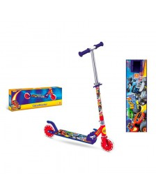 Patinete aluminio Blaze and the Monster Machines