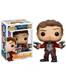 Figura Funko Guardianes de la Galaxia 2 POP! Vinyl Star-Lord