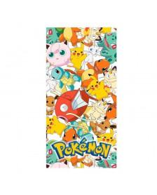 Toalla Pokémon algodon