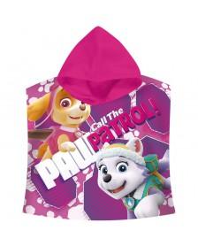 Poncho toalla La Patrulla Canina Skye Everest algodon