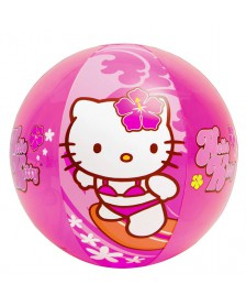 Pelota playa Hello Kitty