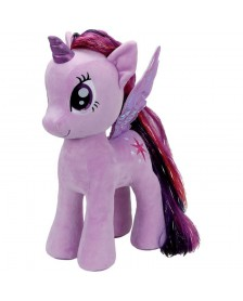 Peluche TY BEANIE BOOS MY LITTLE PONY TY TWILIGHT 45CM
