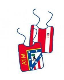 Babero MADNESS ATLETICO MADRID 2 ud.
