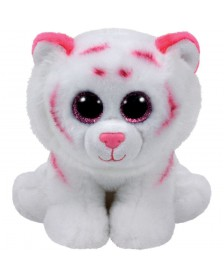 Peluche TY BEANIE BOOS PINK TIGER- TABOR 23CM