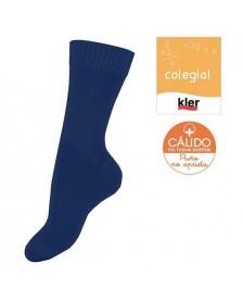 Calcetín KLER colegial algodón 6 pares