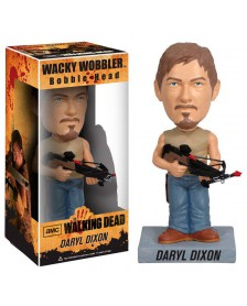 Funko POP Wacky Wobbler The Walking Dead Daryl