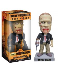 Funko POP Wacky Wobbler The Walking Dead Merle zombie