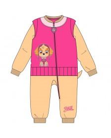 Pijama manta LA PATRULLA CANINA Skye sin pies niña