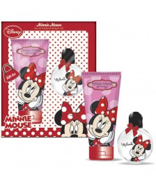 Set colonia 50ml + gel baño 100ml Minnie Disney