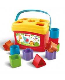 Cubo bloques formas Fisher Price