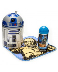 Figura gel toalla R2D2 STAR WARS