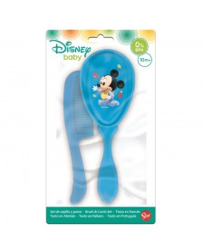 Set Cepillo y peine DISNEY Mickey Baby