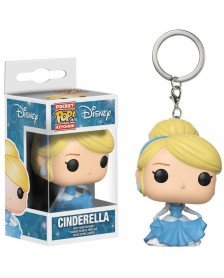 Llavero Funko Pop Cenicienta Princesas Disney