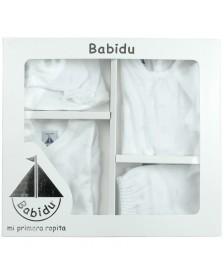 Pack nacimiento BABIDU anclas