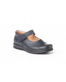 Zapato colegial ANGELITOS 461 Marino niña