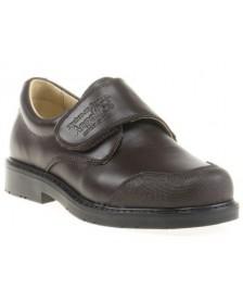 Zapato Colegial ANGELITOS 452 negro niño