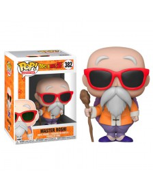Funko POP Dragon Ball Z Gohan Master Roshi with Staff