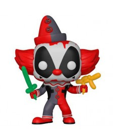 Funko POP Marvel Deadpool Parody Deadpool Clown