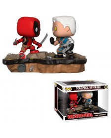 Funko POP Marvel Deadpool vs Cable