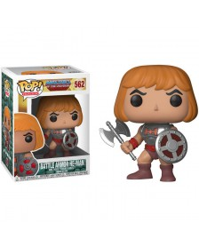 Funko POP Masters of the Universe He-Man with Battle Armor