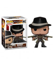 Funko POP Attack on Titan Season 3 Kenny