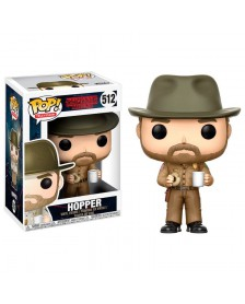 Funko POP Stranger Things Hopper