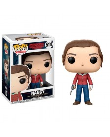 Funko POP Stranger Things Nancy with Gun