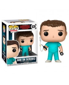 Funko POP Stranger Things Bob in Scrubs