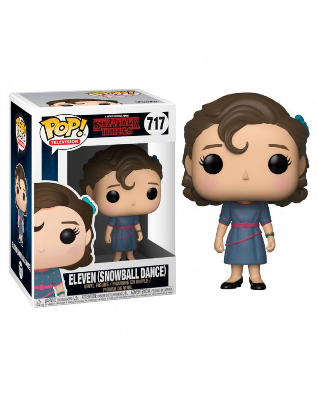 Funko POP Stranger Things Eleven at Dance