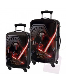 Set 2 maletas trolleys STAR WARS 55/67cm