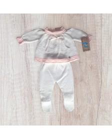 Conjunto perlé DIMOSA 1204 bebé