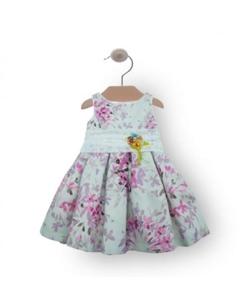Vestido Ceremonia ANAVIG PIZPIRETA niña 4021