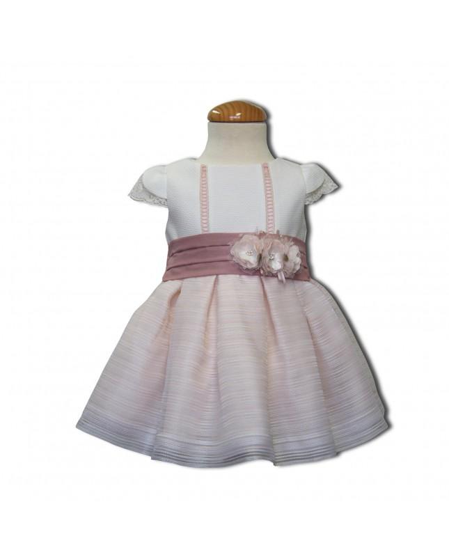 Vestido ceremonia ANAVIG PIZPIRETA niña 4027