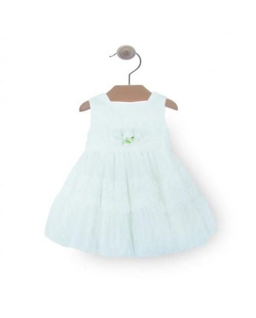 Vestido Ceremonia ANAVIG PIZPIRETA niña 4406