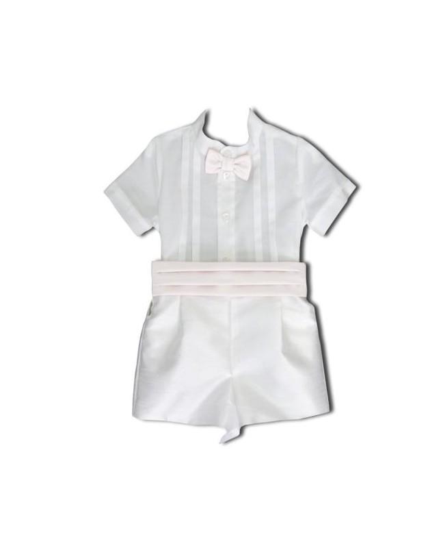Conjunto ANAVIG ceremonia 2006 bebé niño