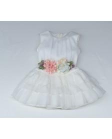 Vestido Ceremonia niña LILUS 28180