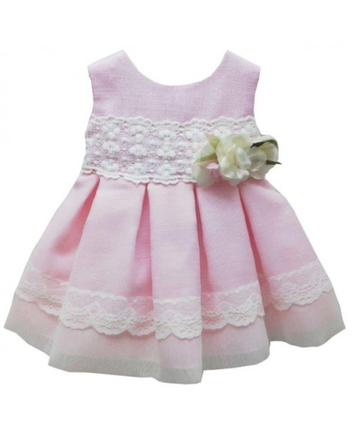 Vestido ceremonia ANAVIG PIZPIRETA bebé niña 1009