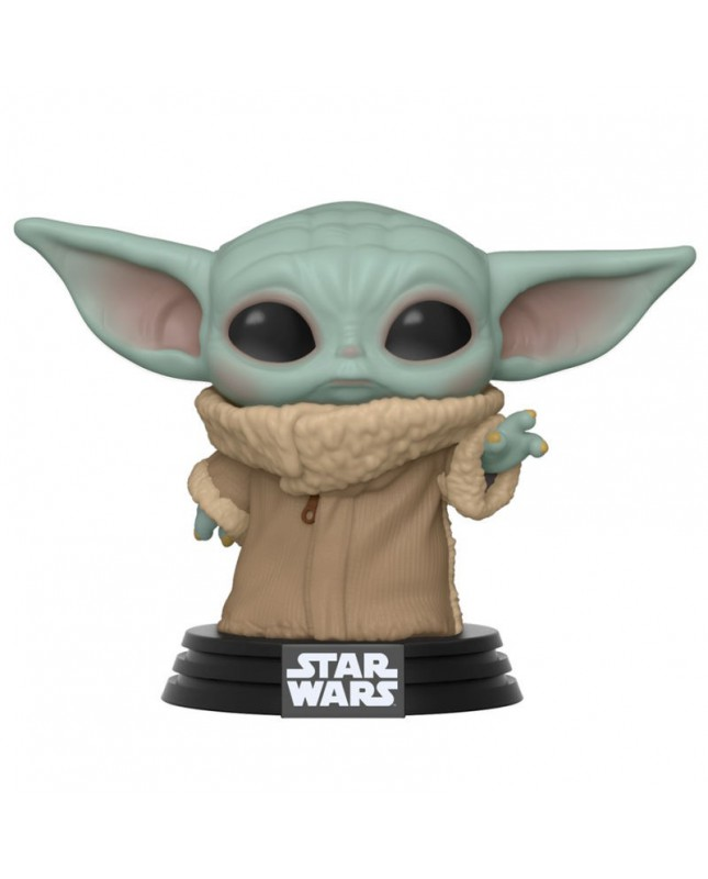 Figura Funko POP The Mandalorian BaBy Yoda The Child