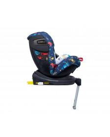 Silla auto COSATTO Grupo 0+/123 All in All Rotate Sea Monsters