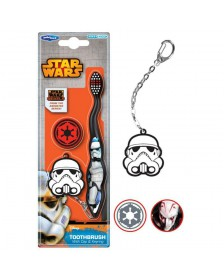 Set cepillo dientes llavero STAR WARS