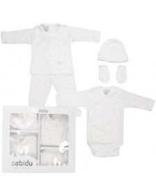 Pack nacimiento BABIDU huellas