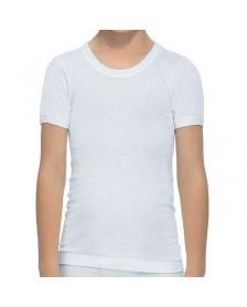 Camiseta niño M/C ABANDERADO 6 ud.