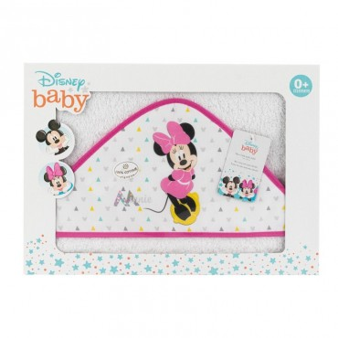 Capa baño INTERBABY MINNIE...