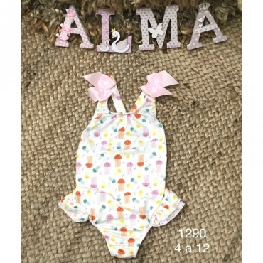 Bañador bebé niña ALMA...