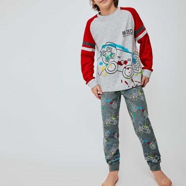 Pijama juvenil niño TOBOGAN...