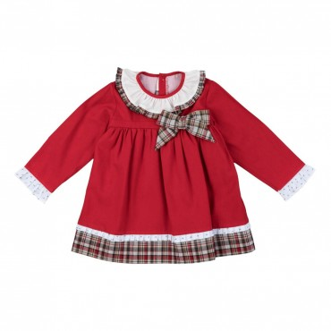 Vestido infantil niña...
