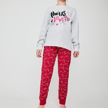 Pijama juvenil niña TOBOGAN...