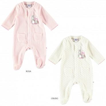 Pijama bebé tundosado YATSI...