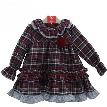 Vestido infantil DEL SUR...