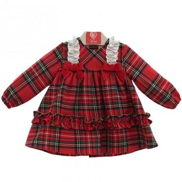 Vestido bebé niña DEL SUR...